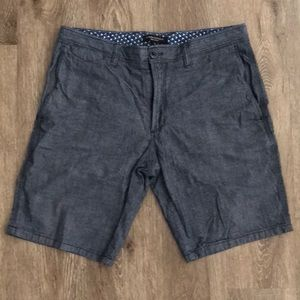 Banana Republic Men's Chambray Shorts